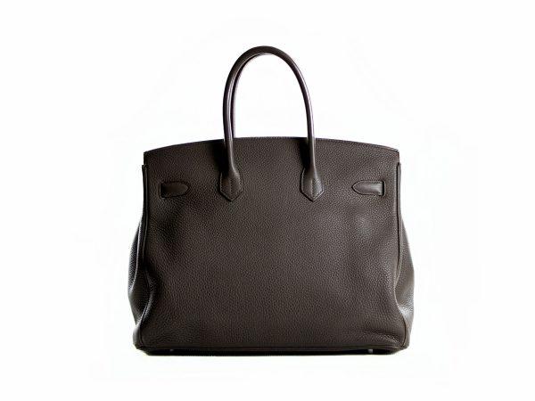 Hermès Birkin 35 Togo Etain Le Chic