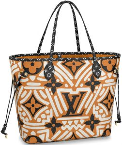 Louis Vuitton Crafty Neverful le chic