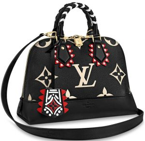 Louis-Vuitton Crafty alma lechic