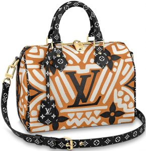 Louis Vuitton Crafty Speedy Le Chic