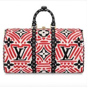 Louis Vuitton Crafty Keepall 45 Le Chic