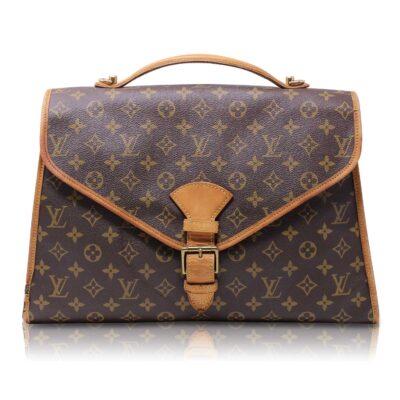 Louis Vuitton Cartella Beverly Monogram Le Chic