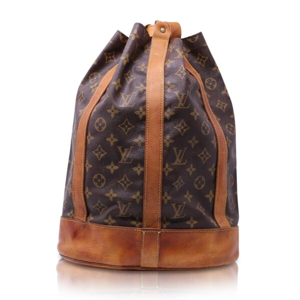 Louis Vuitton Randonnée Pm Monogram Le Chic