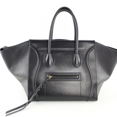 celine phantom mini nera lechic