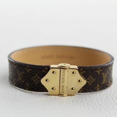 louis vuitton braccialetto spirit nano monogram lechic