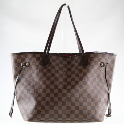 Louis Vuitton Neverfull MM Damier Ebene Le Chic