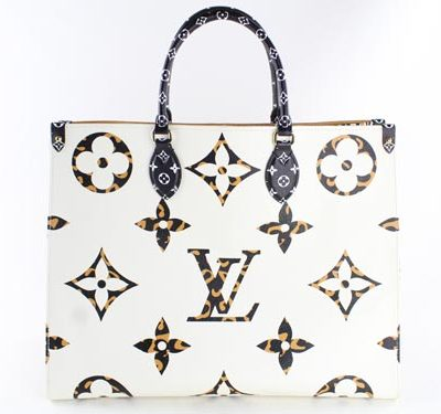 louis vuitton onthego jungle monogram giant Le Chic