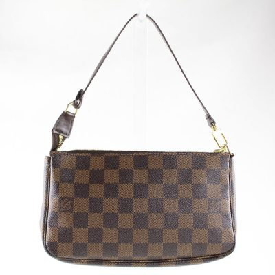 Louis Vuitton Pochette Accessories Damier Ebene LE CHIC