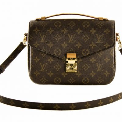 Louis Vuitton Pochette Métis Monogram Le Chic