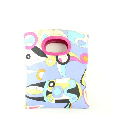 emilio pucci handbag multicolor lechic
