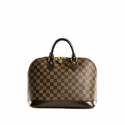 Louis Vuitton Alma PM Damier Ebene Le Chic