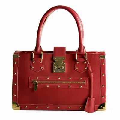 Louis Vuitton Geranium Suhali Le Fabuleux Le Chic