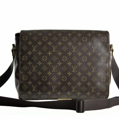 Louis Vuitton Messenger Abbesses Monogram Le Chic