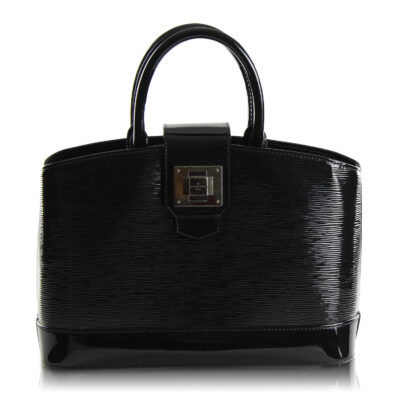 Louis Vuitton Mirabeau Pm Epi Electric nero Le Chic