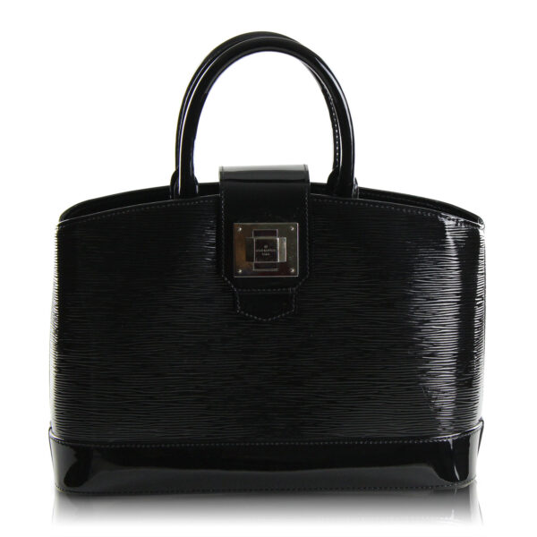 Louis Vuitton Mirabeau Pm Epi Electric nero Le Chic