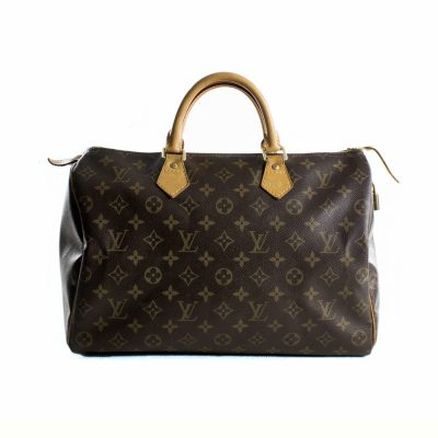 Louis Vuitton Speedy 35 Monogram Le Chic