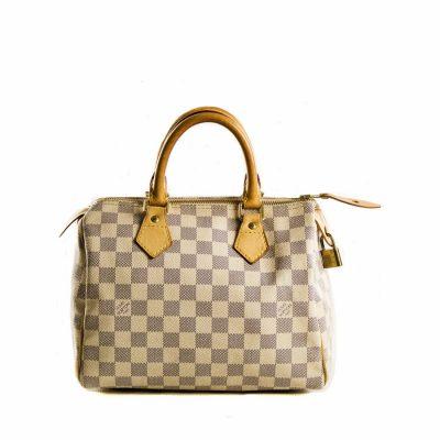 Louis Vuitton Speedy 25 Damier Azur Le Chic