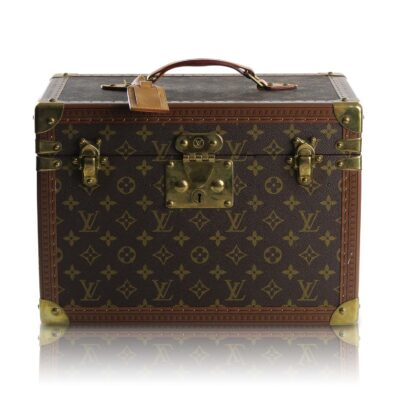Louis Vuitton Boite Pharmacie Monogram Train Case Le Chic