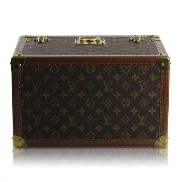 Louis Vuitton Boite Pharmacie Monogram Train Case Le Chic