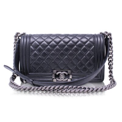 Chanel Boy Nera hd Rutenio Le Chic