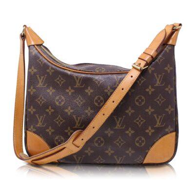 Louis Vuitton Boulogne Pm Monogram Le Chic