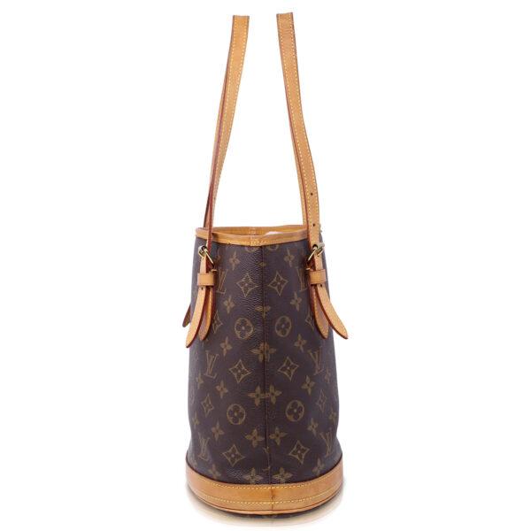 Louis Vuitton Bucket Pm Monogram Le Chic