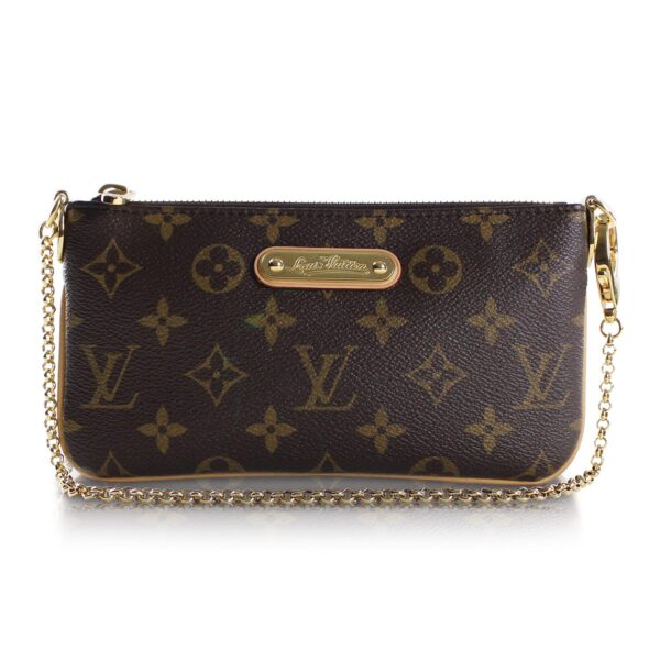 Louis Vuitton Pochette Milla Monogram Le Chic