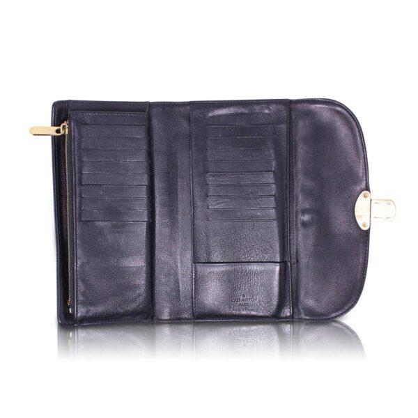 Louis Vuitton Portafoglio Mahina Amelia Nero Le Chic