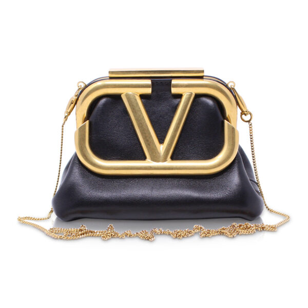 Valentino Garavani Mini Super Vee Bag Le Chic