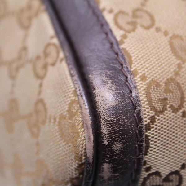 Gucci Vintage Web Original GG Boston Le Chic