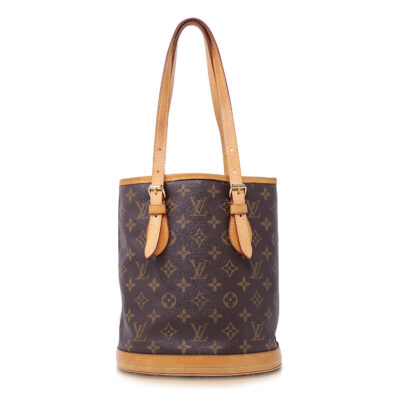 Louis Vuitton Bucket Pm Monogram Le Chic