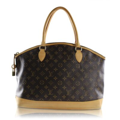 Louis Vuitton Lockit Gm Horizontal Le Chic