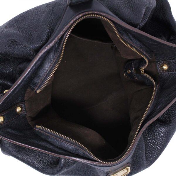 Louis Vuitton Mahina XS Pelle Nera Le Chic