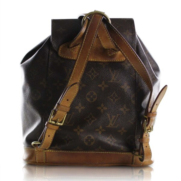 Louis Vuitton Zaino Montsouris Pm Monogram Le Chic
