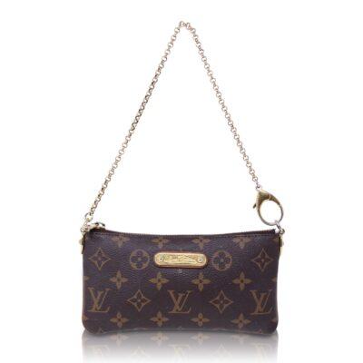 Louis Vuitton Pochette Milla Monogram Le Chic
