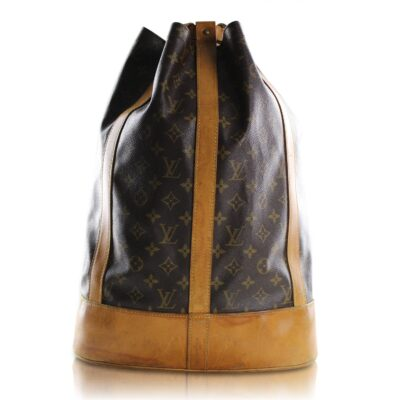 Louis Vuitton Randonnée Gm Monogram Le Chic
