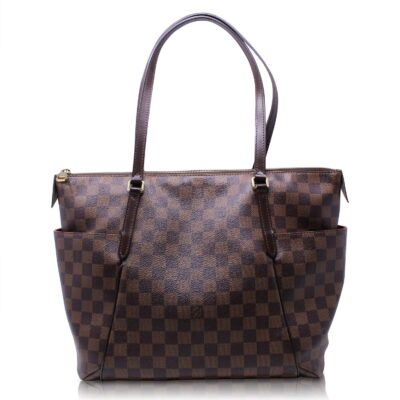 Louis Vuitton Totally MM Damier Ebene Le Chic