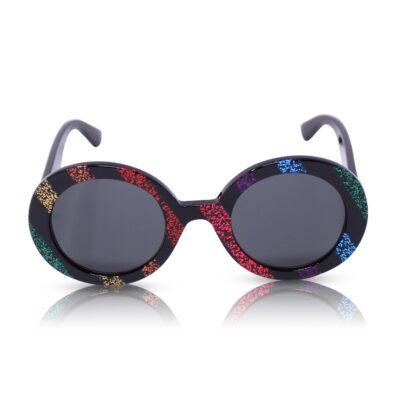 Gucci Occhiali da sole Rainbow Glitter Le Chic
