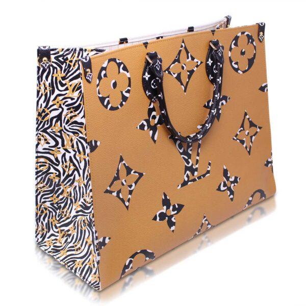 Louis Vuitton Onthego Gm Jungle Monogram Giant Le Chic
