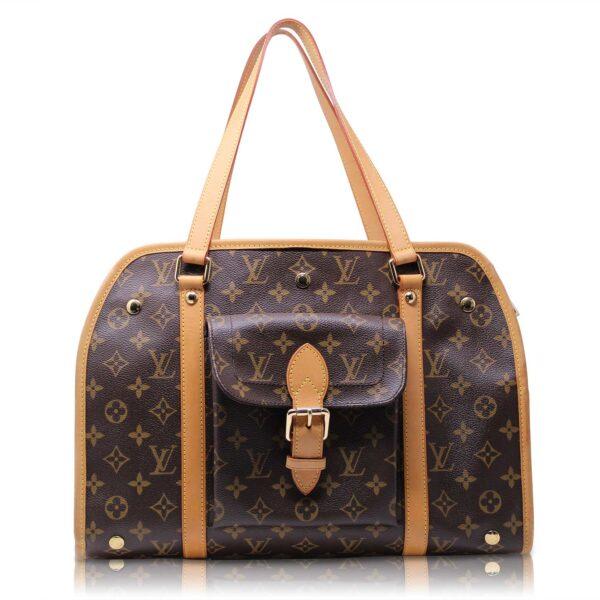 Louis Vuitton Trasportino Baxter Gm Monogram Le Chic