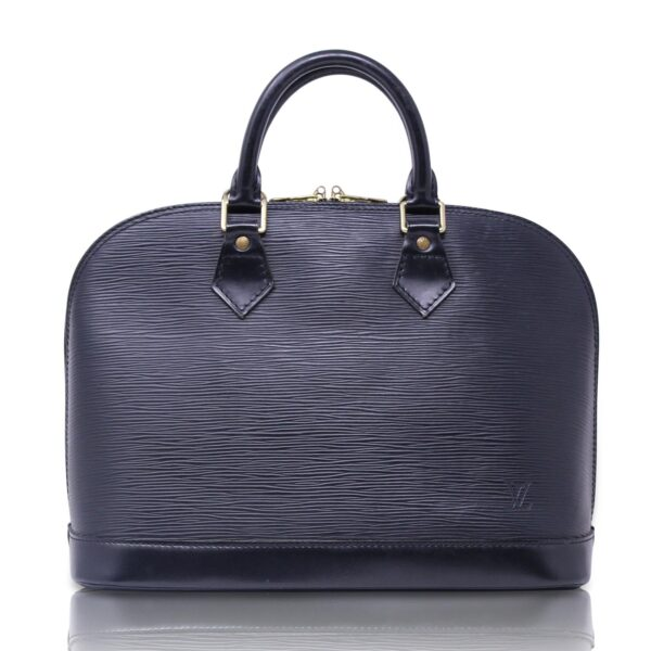 Louis Vuitton Alma PM Epi Nera Le Chic