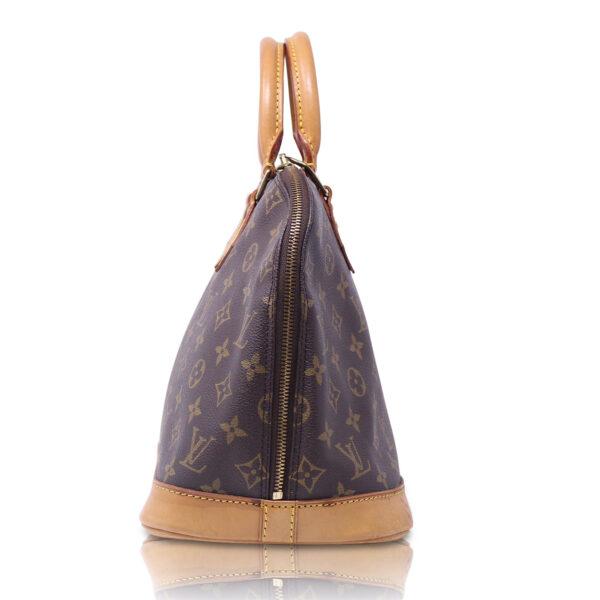Louis Vuitton Alma PM Monogram Le Chic