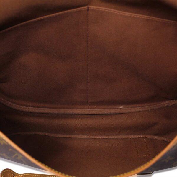 Louis Vuitton Saumur 43 monogram Le Chic
