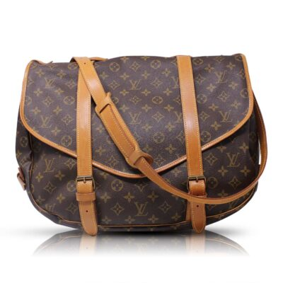 Louis Vuitton Saumur 43 monogram Le Chic