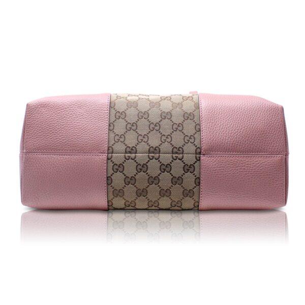 Gucci Bree GG Tote Rosa Le Chic