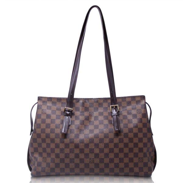 Louis Vuitton Chelsea Damier Ebene Le Chic
