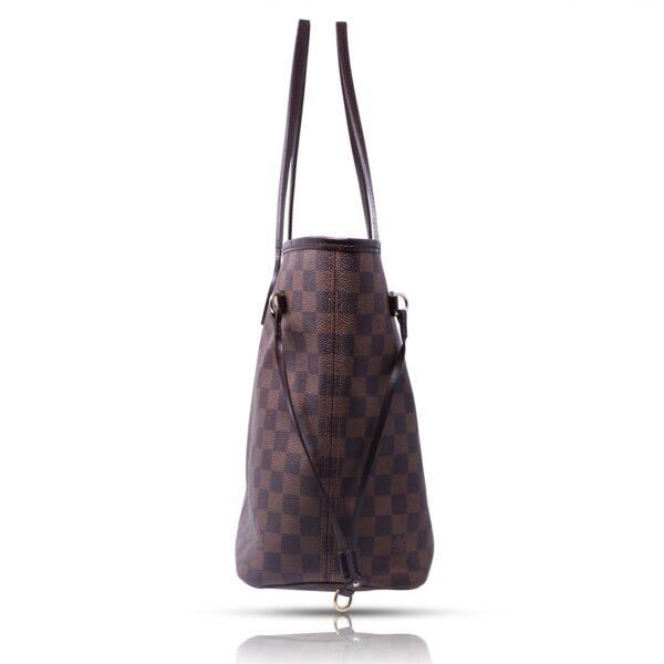 Louis Vuitton Neverfull MM Damier Ebene Le Chic