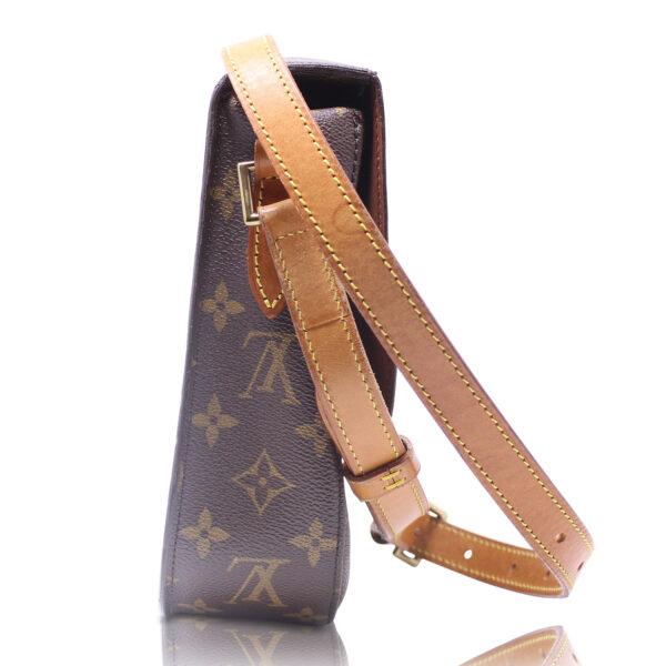 Louis Vuitton Saint Cloude MM Monogram Le Chic