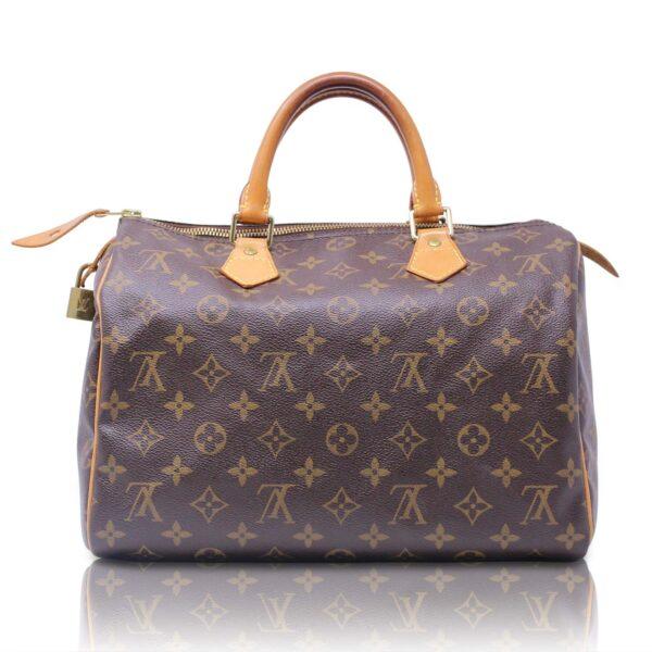 Louis Vuitton Speedy 30 Monogram Le Chic