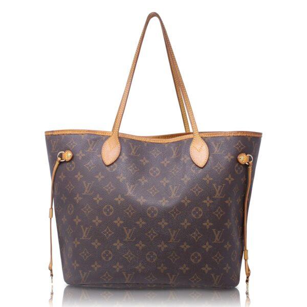 Louis Vuitton Neverfull MM Monogram Le Chic